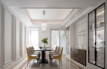 90平米现代简约风格餐厅装修图片大全