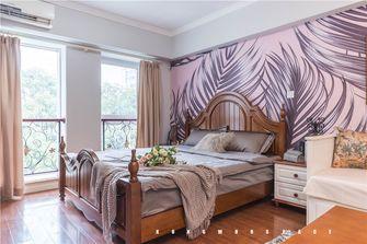 50平米小户型美式风格卧室欣赏图