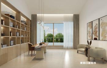 140平米别墅日式风格阳光房设计图