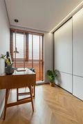 120平米北欧风格书房装修效果图