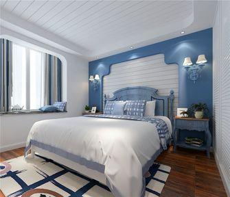 经济型140平米四室四厅地中海风格卧室图片大全