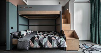 120平米三室两厅现代简约风格儿童房装修效果图