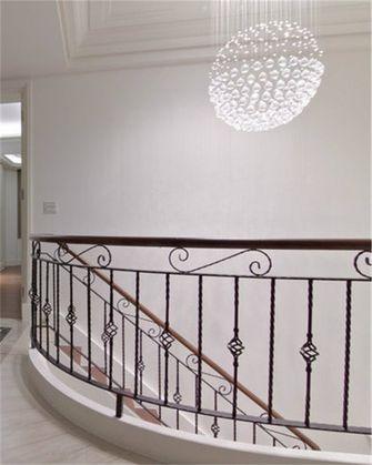豪华型140平米四室一厅其他风格楼梯装修案例