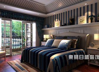 140平米别墅地中海风格卧室设计图