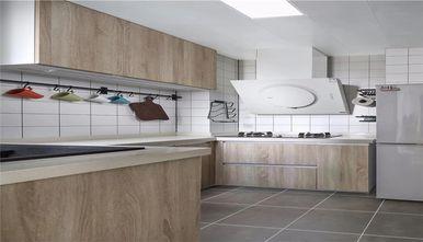 50平米现代简约风格厨房装修案例