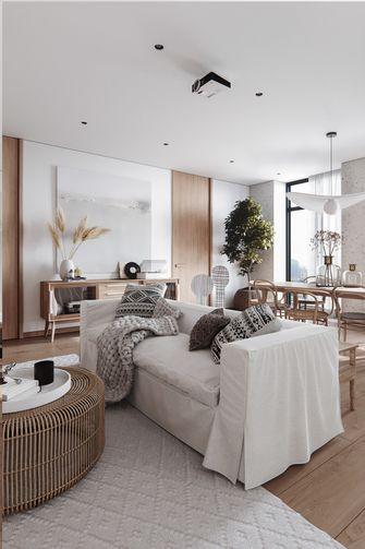 100平米一居室北欧风格客厅效果图