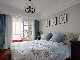 100平米三室三厅北欧风格卧室装修案例