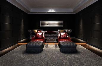 140平米别墅新古典风格影音室欣赏图