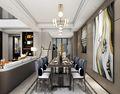 140平米复式宜家风格餐厅图