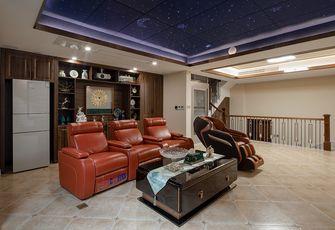 140平米四室四厅中式风格影音室装修图片大全