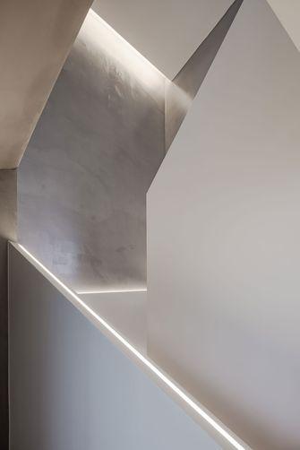 140平米三室两厅日式风格楼梯间装修效果图