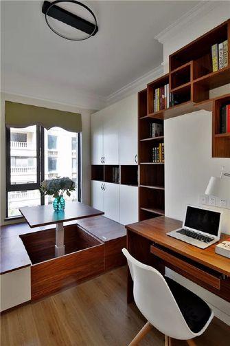 120平米三室两厅地中海风格储藏室图