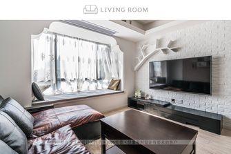豪华型90平米别墅北欧风格卧室装修图片大全
