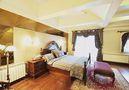 经济型140平米四室四厅田园风格卧室设计图