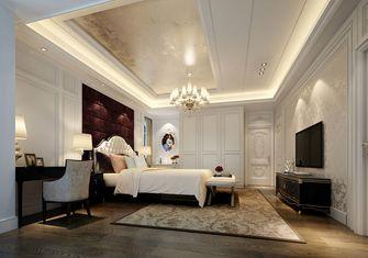豪华型140平米四室五厅欧式风格卧室效果图