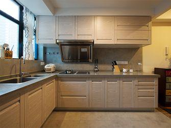 50平米一室两厅宜家风格厨房图片
