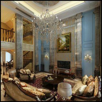 别墅欧式风格效果图