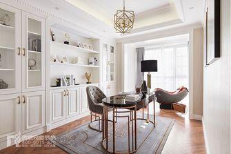 20万以上140平米四室两厅法式风格书房图片大全