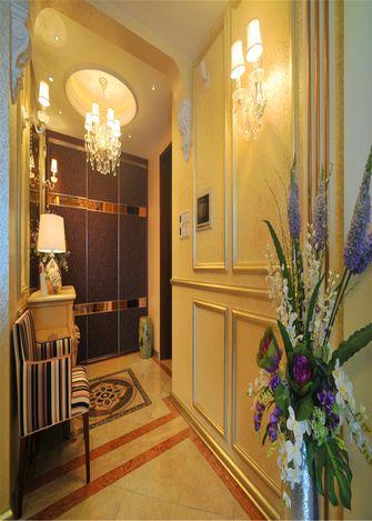 140平米三室三厅新古典风格玄关欣赏图