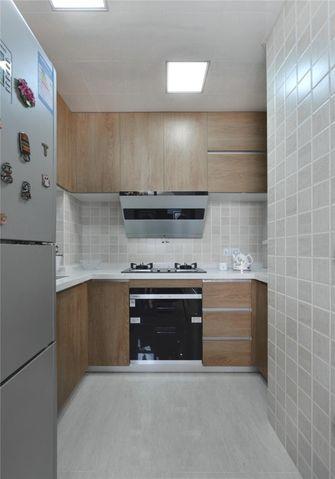 90平米中式风格厨房效果图