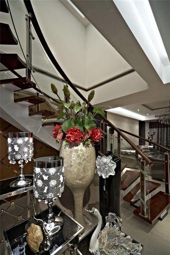 豪华型140平米新古典风格楼梯装修案例
