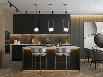100平米三室一厅欧式风格餐厅欣赏图