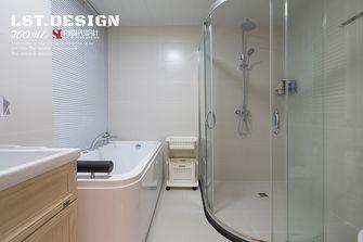 130平米四室两厅日式风格卫生间欣赏图