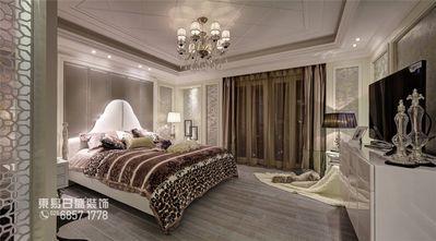 140平米复式新古典风格卧室设计图
