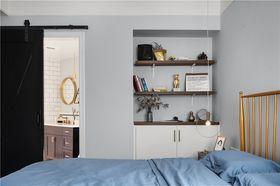 110平米三現代簡約風格臥室設計圖