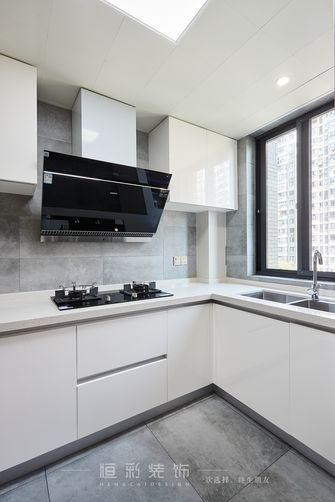 10-15万140平米三室两厅日式风格厨房图片大全