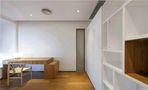 90平米三现代简约风格客厅效果图