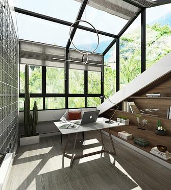 140平米四室两厅其他风格阳光房图片