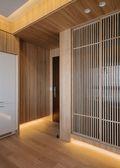 50平米小户型日式风格玄关欣赏图
