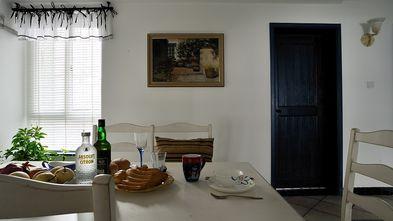 10-15万80平米三室一厅地中海风格餐厅装修效果图