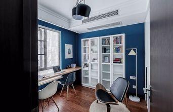 30平米以下超小户型混搭风格书房装修效果图