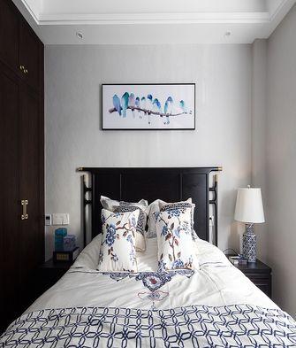 20万以上130平米四室一厅中式风格卧室装修效果图