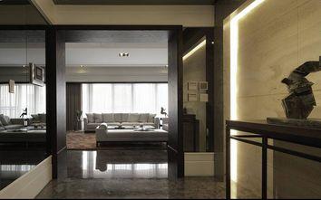 豪华型140平米三室四厅欧式风格玄关设计图
