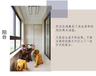 20万以上140平米四室两厅新古典风格阳台图片