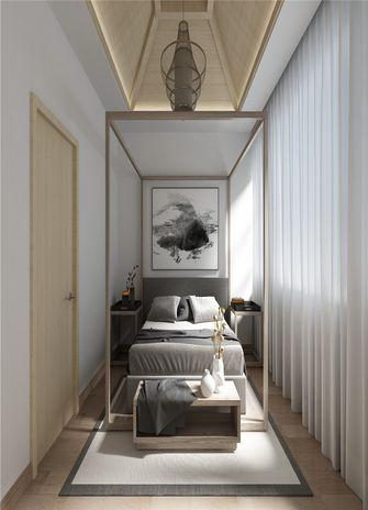 140平米复式日式风格卧室装修图片大全