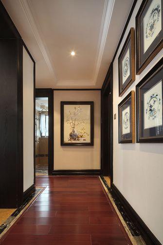 130平米三室一厅新古典风格走廊图片