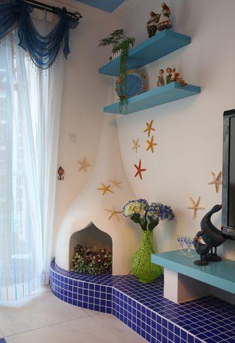 5-10万140平米三室两厅地中海风格儿童房图