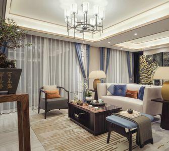 100平米三室两厅新古典风格客厅设计图