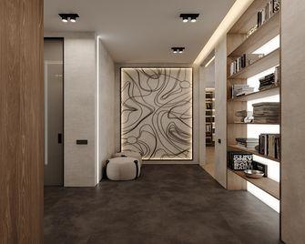 70平米三室两厅现代简约风格储藏室图片大全