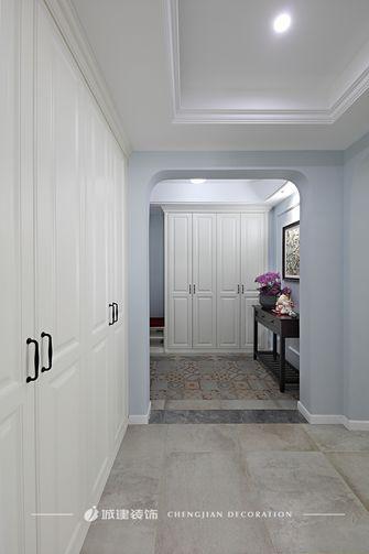 130平米四室两厅北欧风格玄关欣赏图