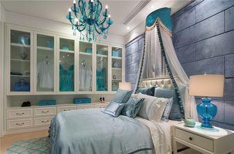 140平米三室四厅新古典风格卧室图