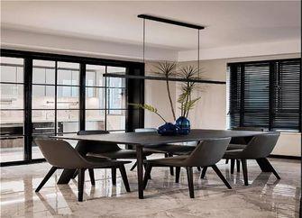 120平米四室一厅其他风格餐厅设计图