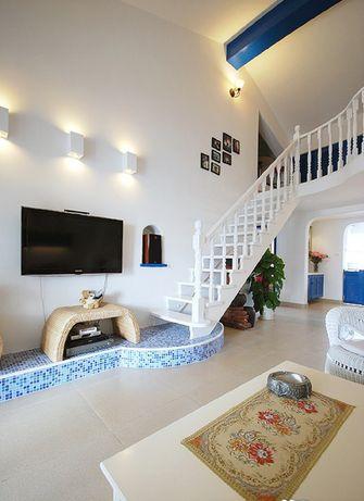 10-15万110平米复式地中海风格楼梯图片大全