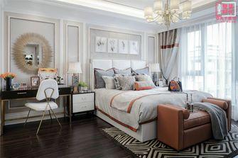 120平米三欧式风格卧室装修案例