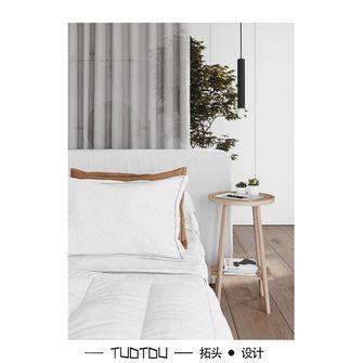 豪华型80平米公寓日式风格卧室图片