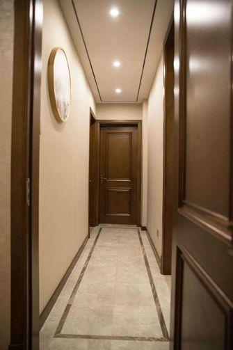 140平米三中式风格走廊欣赏图